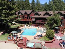 The Tahoe Edgelake Beach Club
